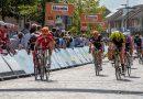 Amalie Dideriksen wint de derde etappe van de Boels Ladies Tour