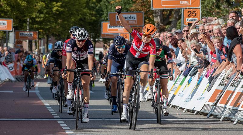 Amalie Dideriksen wint opnieuw in Boels Ladies Tour