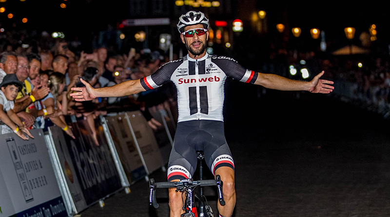 Roy Curvers wint Ridderronde Maastricht
