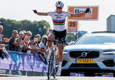 Chantal Blaak wint de koninginnenrit in Boels Ladies Tour
