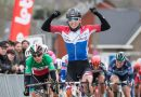 Lorena Wiebes wint de Omloop van het Hageland