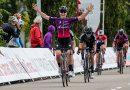 Lonneke Uneken wint etappe Stramproy-Weert in Simac ladies Tour