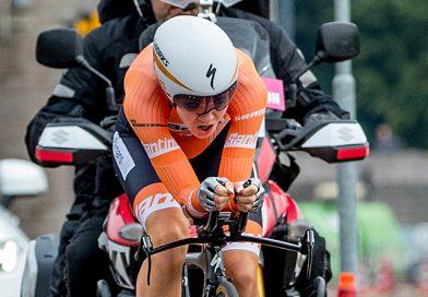 Anna van der Breggen wint Wereldkampioenschap op de weg