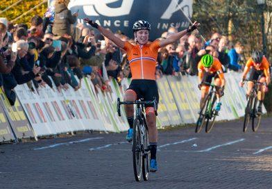 Annemarie Worst pakt Europese titel Cyclocross