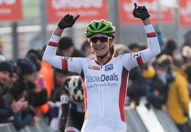 Marianne Vos de sterkste in Zolder.