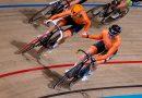 Goud voor Kirsten Wild en Amy Pieters Koppelkoers  WK baanwielrennen