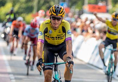 Grondahl Jansen wint derde etappe van de ZLM Tour