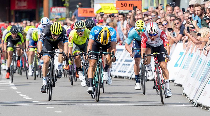 Caleb Ewan wint slotetappe ZLM Tour