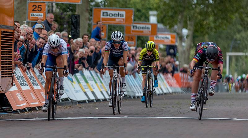 Lisa Klein wint koninginnenrit Boels Ladies Tour