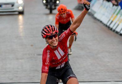Franziska Koch wint  vierde etappe Boels Ladies Tour