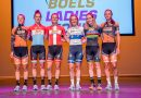 Team Presentatie Boels ladies Tour