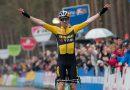 Wout van Aert boekt eerste zege na val en wint Krawaten Cross In Lille