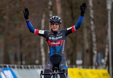 Lucinda Brand wint Zilvermeercross