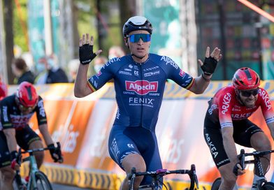 Tim Merlier wint Ronde van Limburg