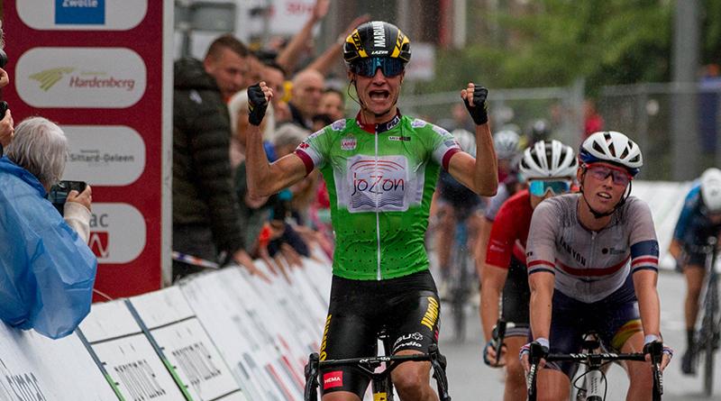 Chantal van den Broek-Blaak wint de Simac Ladies Tour